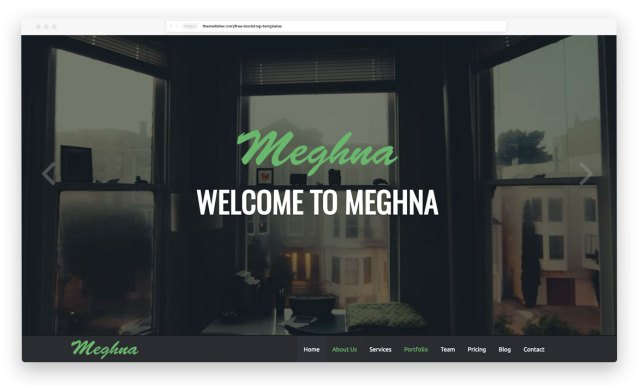 meghna-onepage-business-template